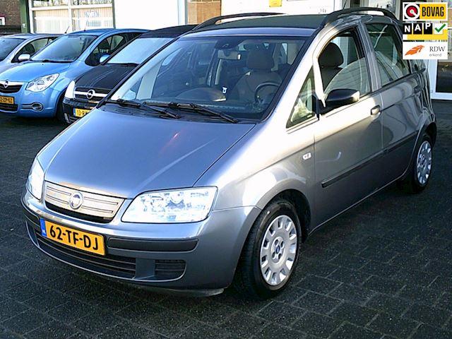 Fiat Idea 1.4-8V Actual Plus
