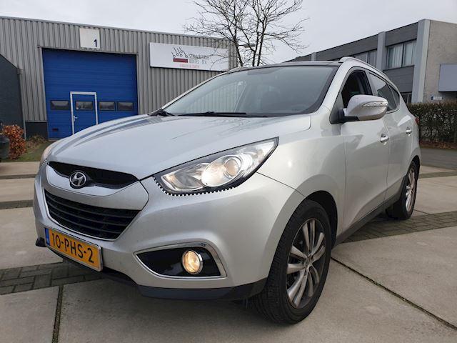 Hyundai Ix35  2.0i i-Catcher *AUTOMAAT/LEER/PANO/NAVI/CAMERA*