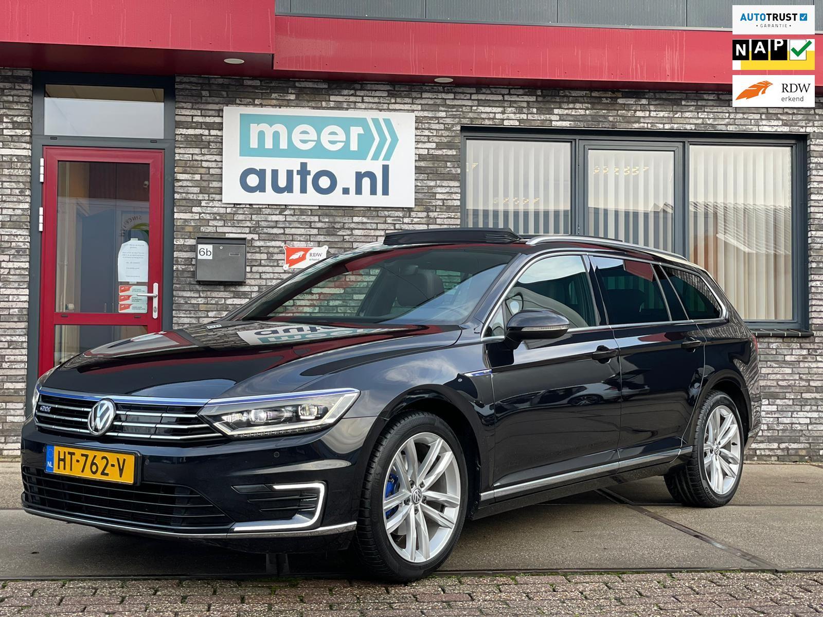 Volkswagen Passat Variant occasion - Meerauto.nl
