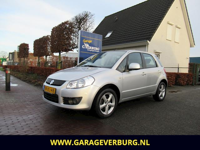 Suzuki SX4 1.6 Exclusive (Airco,Keyless entry,Trekhaak)