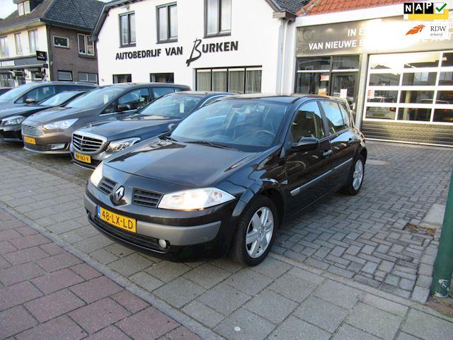 Renault Mégane 1.6-16V Expression Luxe,Airco,Cruise control,L.M.Velgen,Stuurbekrachtigiing