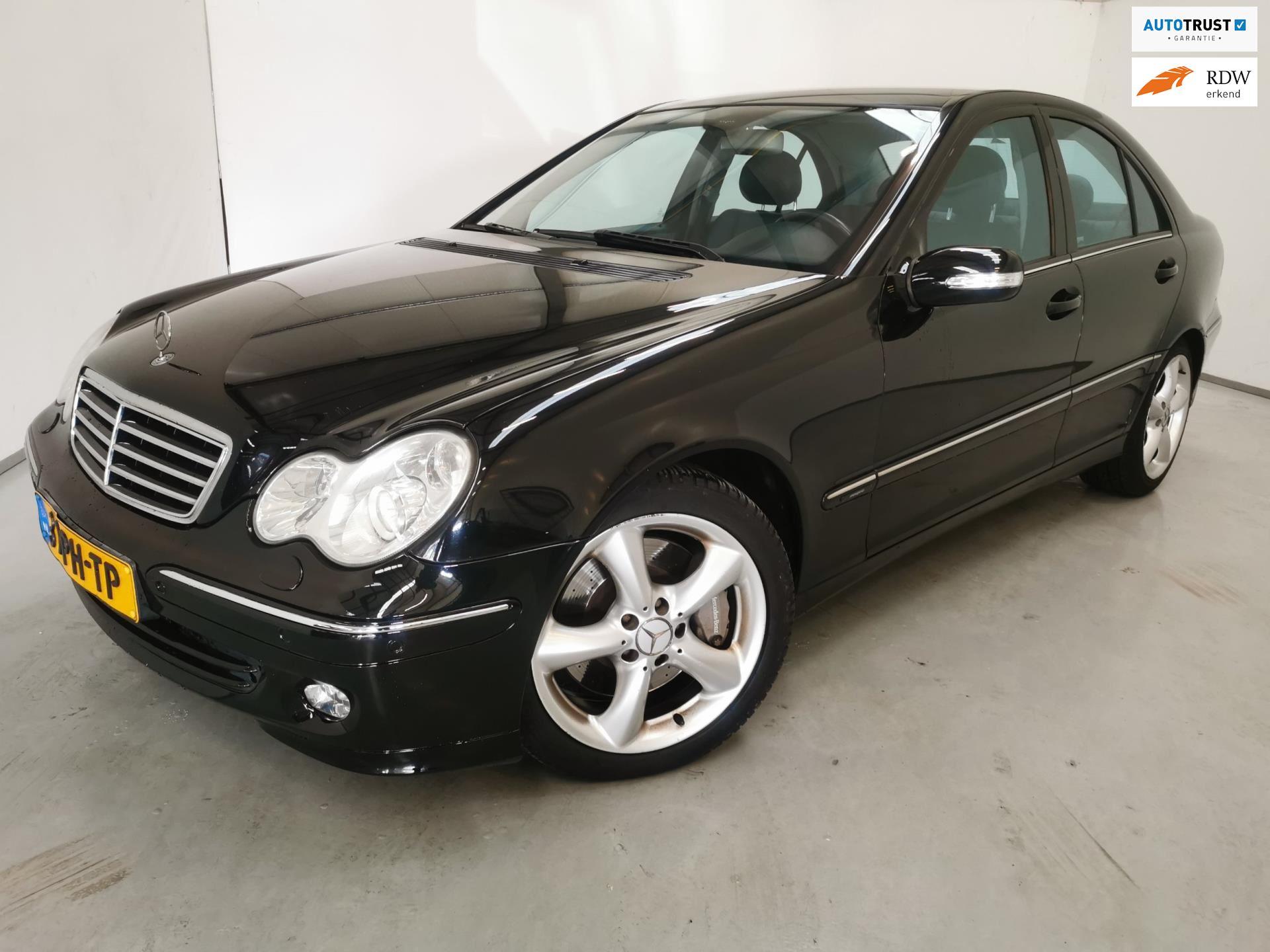 Mercedes-Benz C-klasse occasion - Van den Brink Auto's