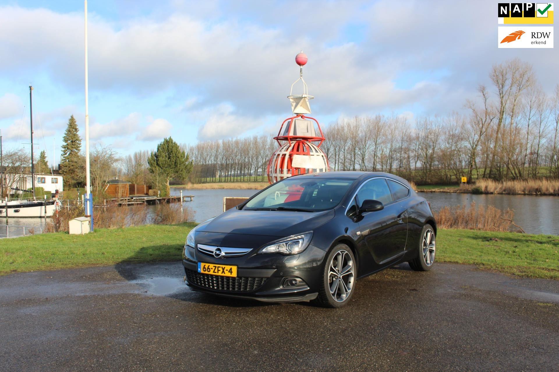 Opel Astra GTC occasion - Van Vliet Auto's