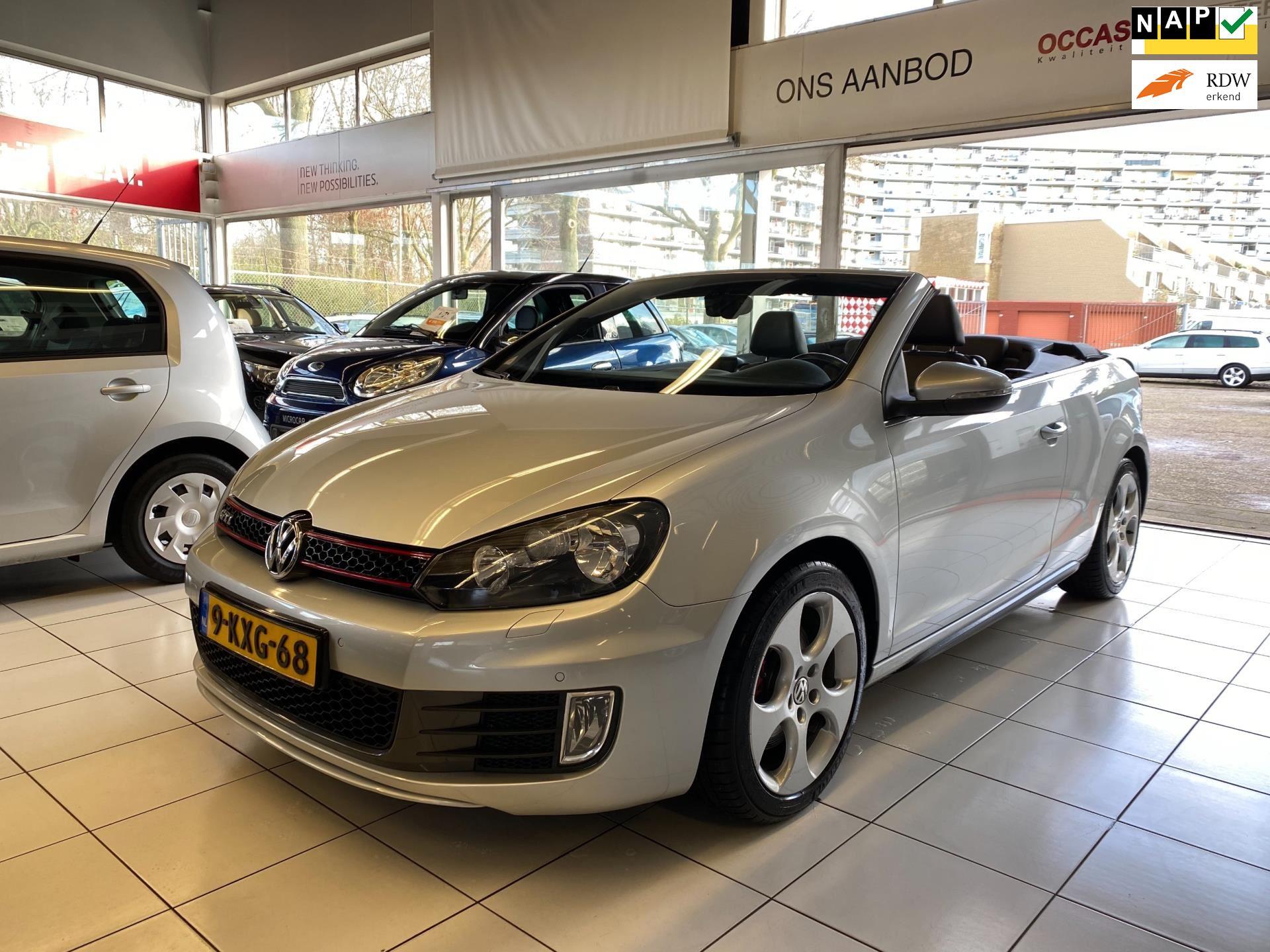 Volkswagen Golf Cabriolet occasion - Senna Cars