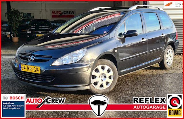 Peugeot 307 SW 1.6 16V Premium NAVI/CRUISE/CLIMA/5-7 ZITS/PANO/DEALER