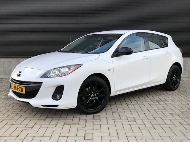 "Mazda 3 1.6i 77KW Edition Clima PDC 17"" Stoelverw."
