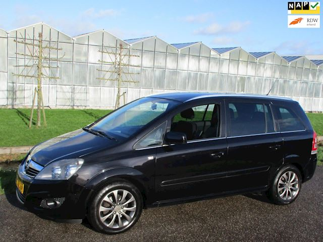Opel Zafira 1.6 Edition 7 Persoons Eco Flex