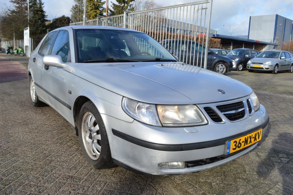 Saab 9-5 occasion - Auto Eemvallei