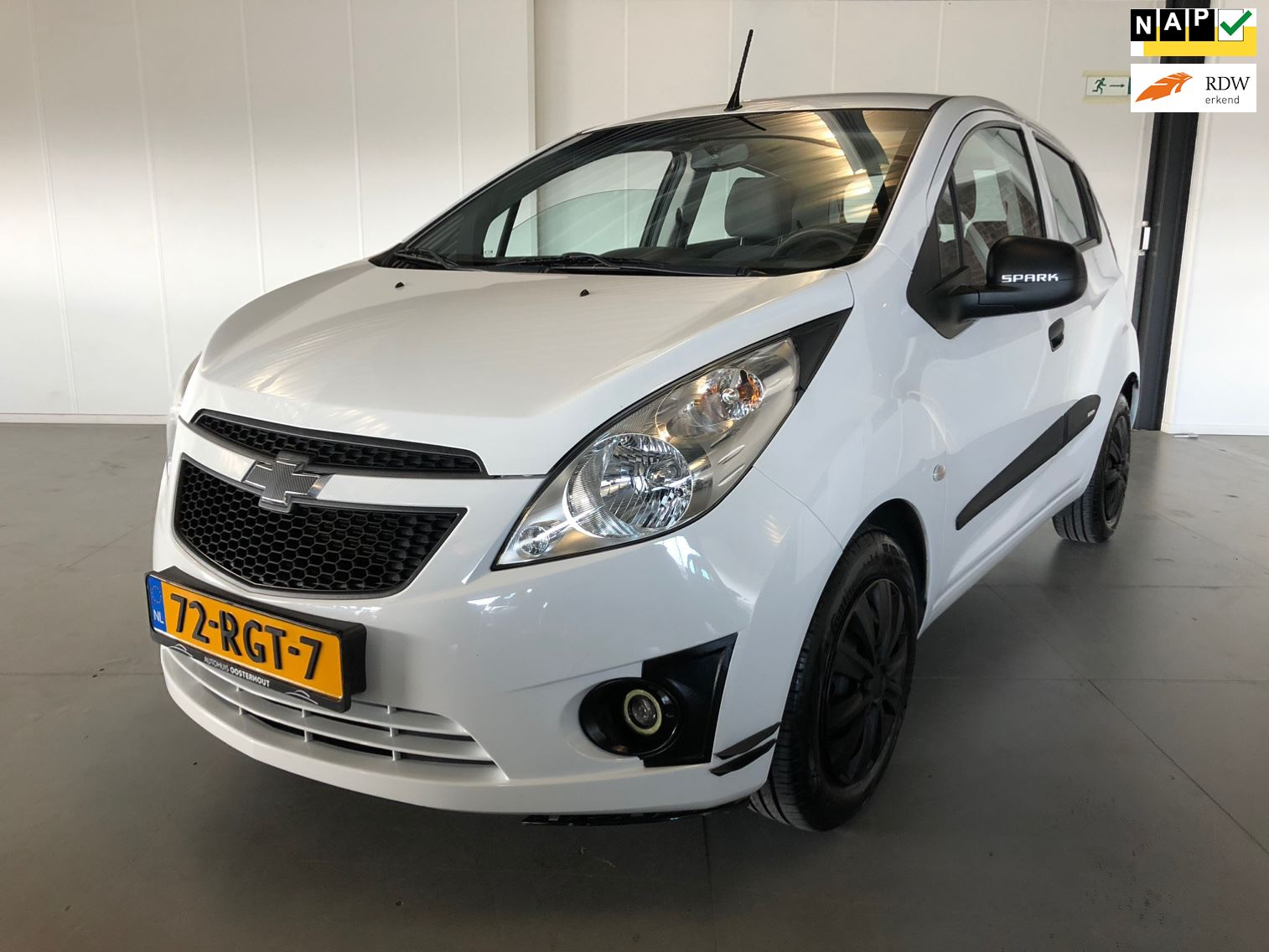 Chevrolet Spark occasion - Autohuis Oosterhout