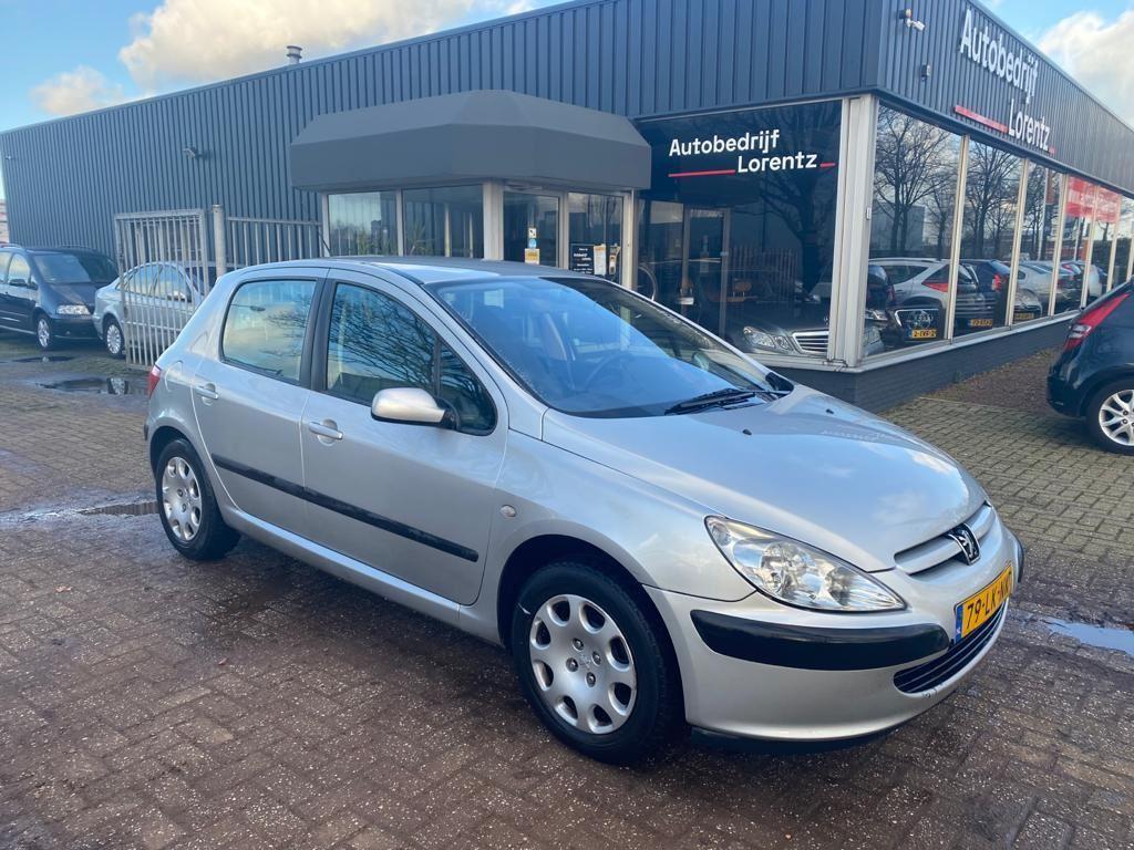 Peugeot 307 occasion - Autobedrijf Lorentz