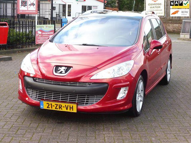 Peugeot 308 1.6 THP XT/bj2008/airco/glaz.dak/leer/navi/boekjes/nap