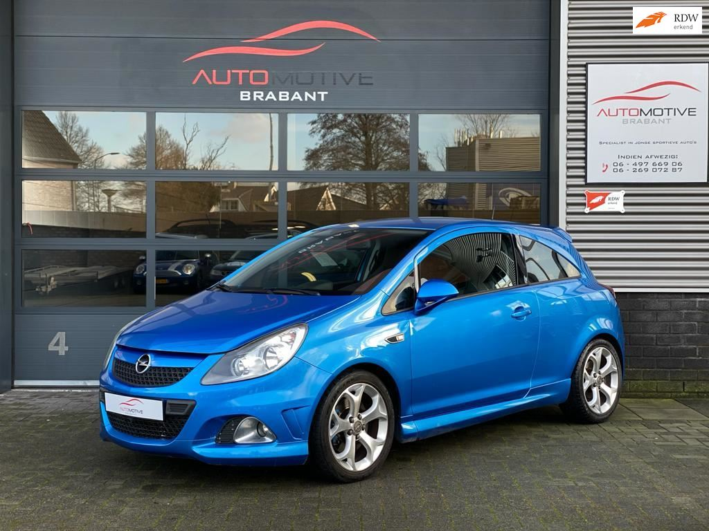 Opel Corsa occasion - Automotive Brabant
