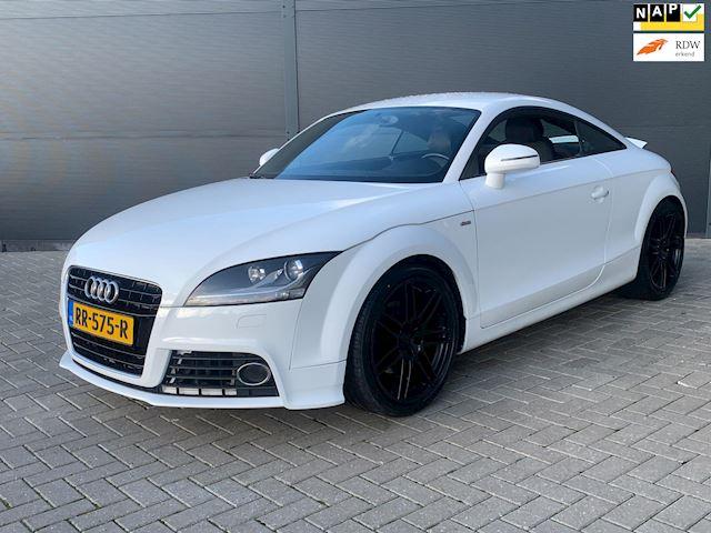 Audi TT occasion - Van den Brom Auto's