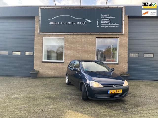 Opel Corsa occasion - Autobedrijf Gebr. Mussé