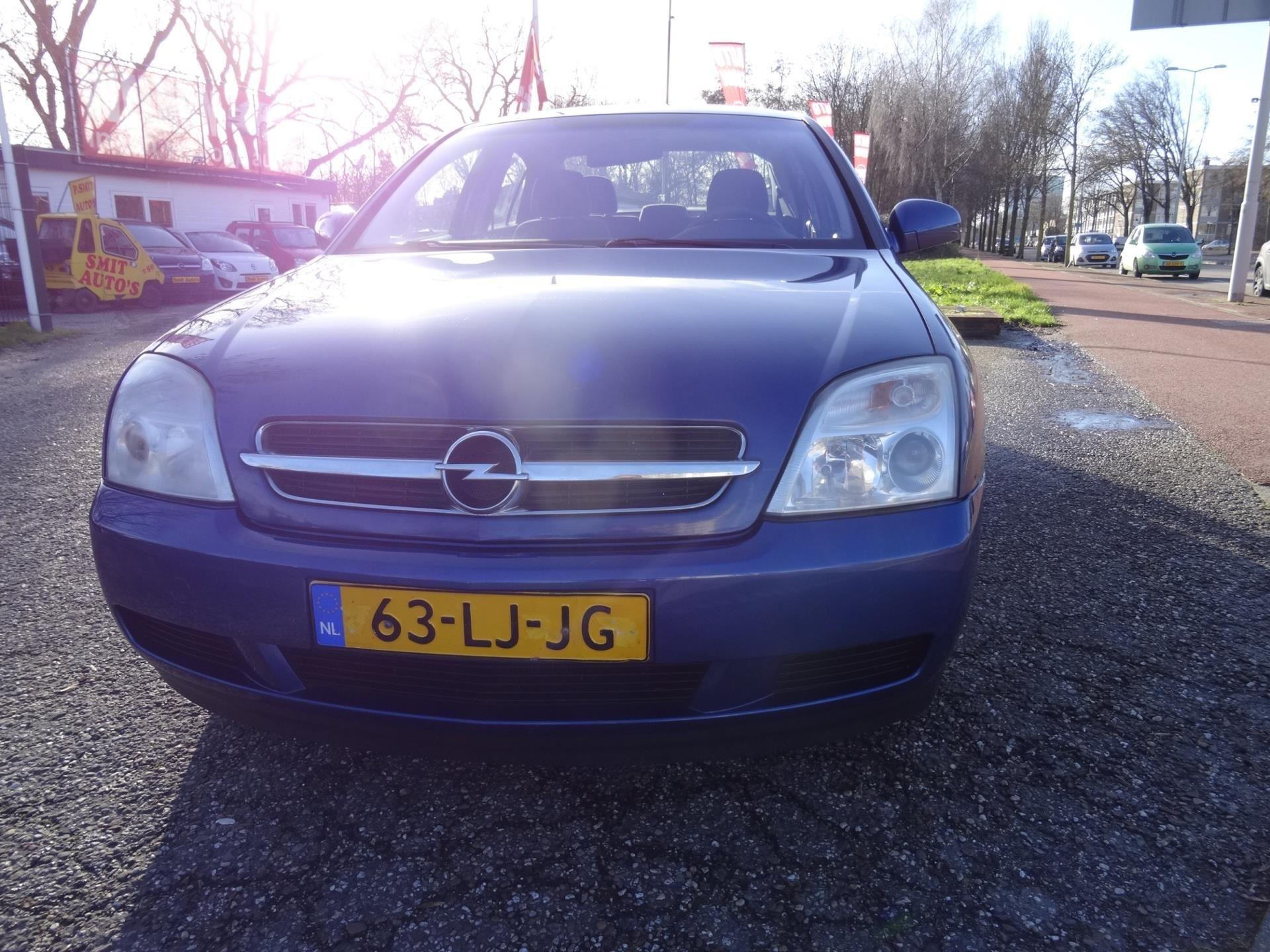 Opel Vectra occasion - Auto Smit