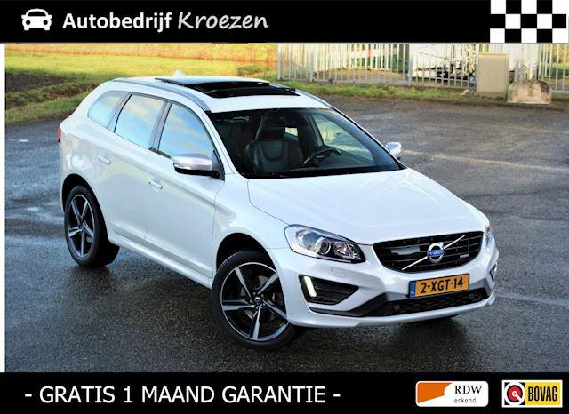 Volvo XC60 2.0 T5 FWD R-Design * 1e Eig * Pano * Org NL Auto * Vol leder * Camera *
