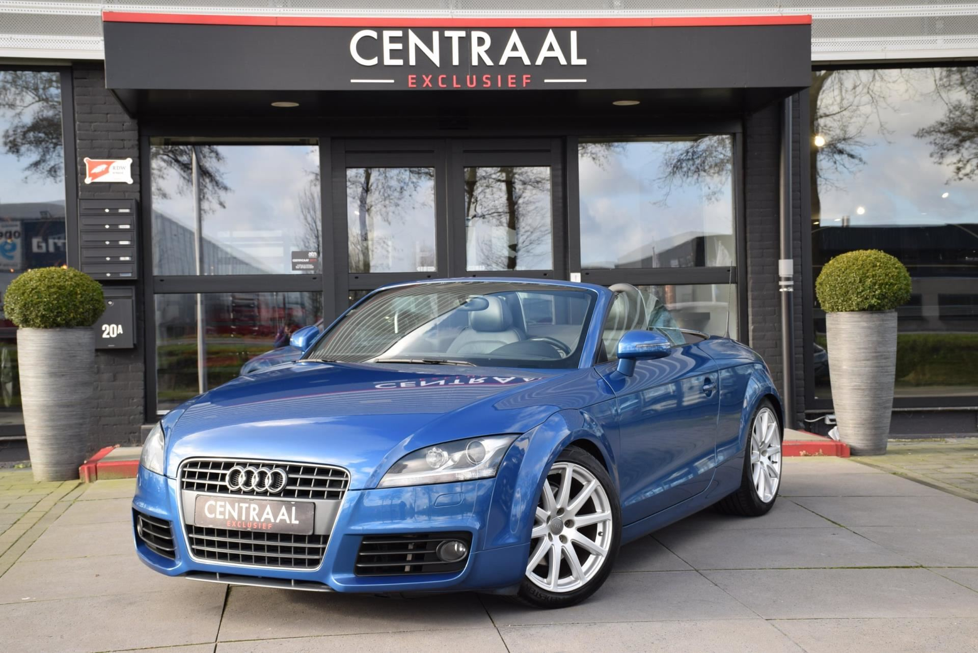 Audi TT Roadster occasion - Centraal Exclusief B.V.
