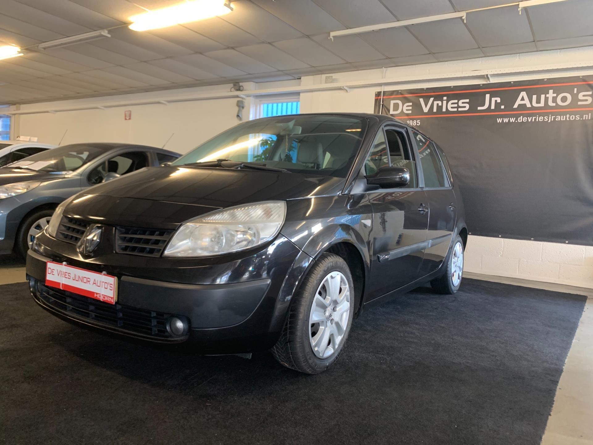 Renault Scénic occasion - De Vries Junior Auto's
