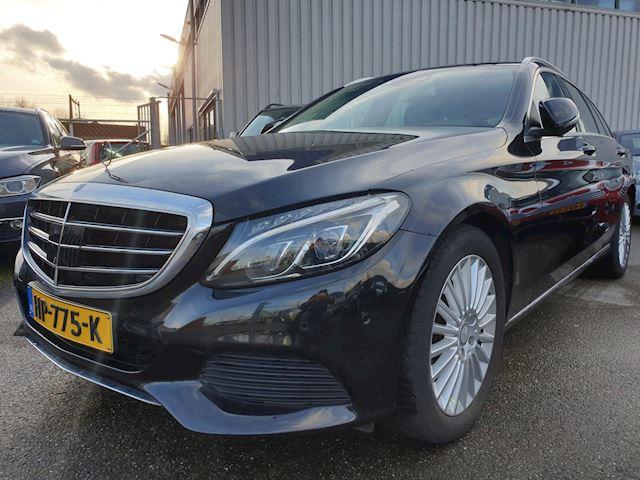 Mercedes-Benz C-klasse Estate 350 e Lease Edition Leder Head Up Adaptief Cr. Control