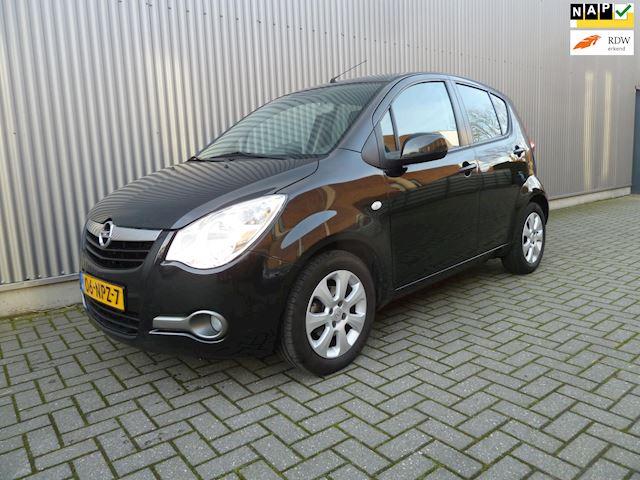 Opel Agila 1.2 Edition/Airco/Audio/LMV/1e eig.
