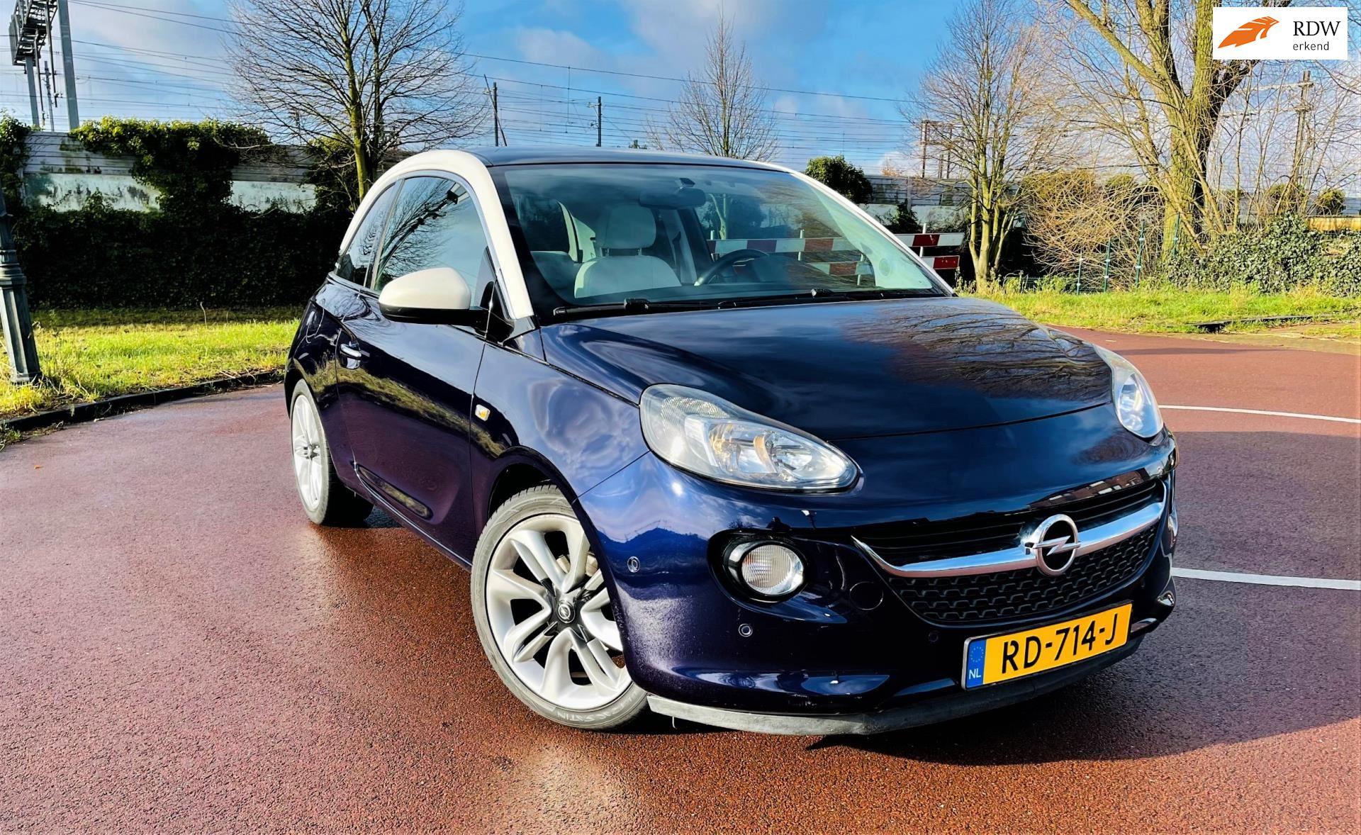 Opel ADAM occasion - OTC Auto's