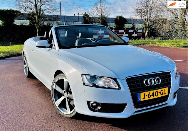Audi A5 Cabriolet occasion - OTC Auto's