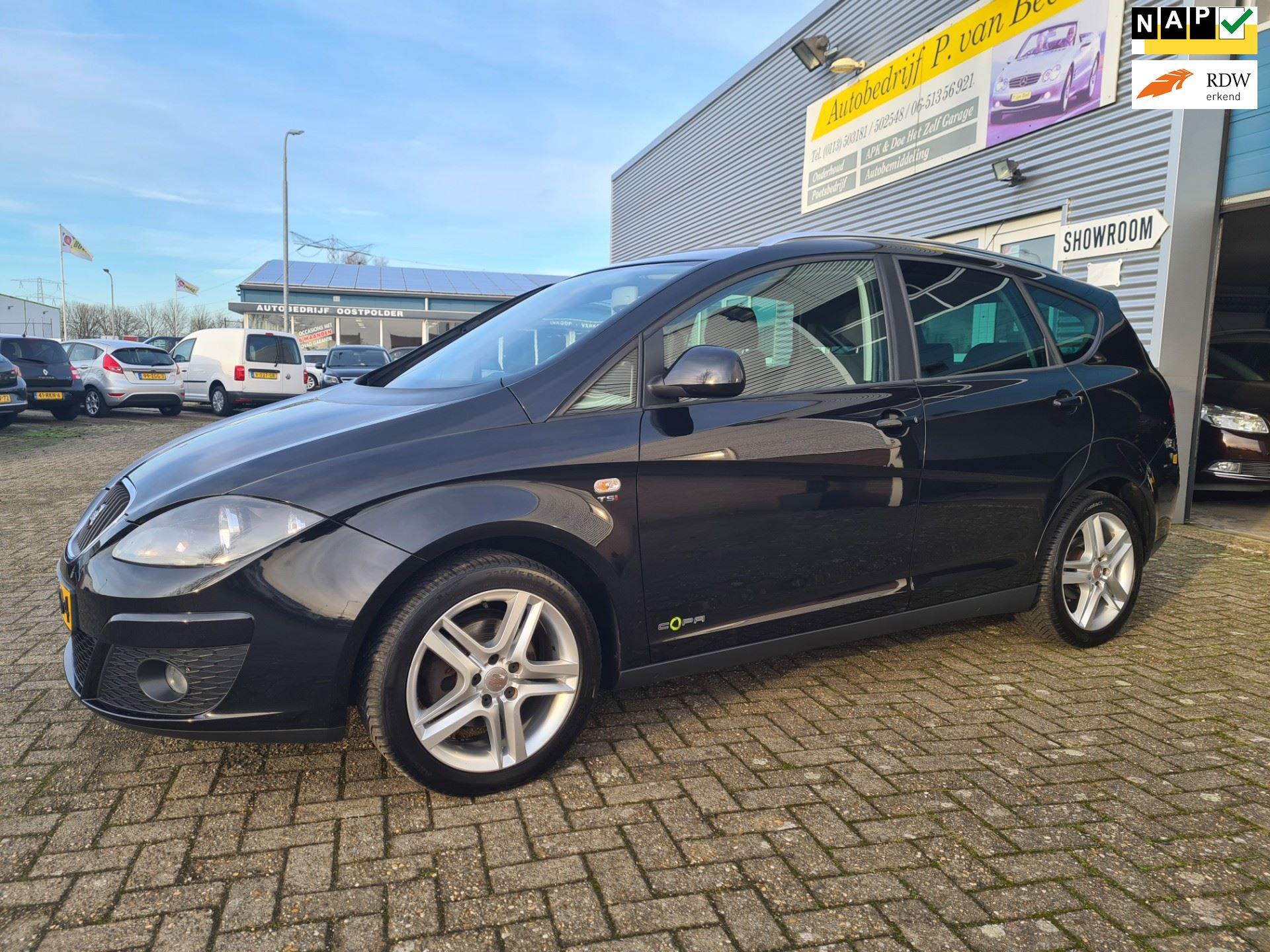 Seat Altea XL occasion - Autobedrijf P. van Beek en ZN