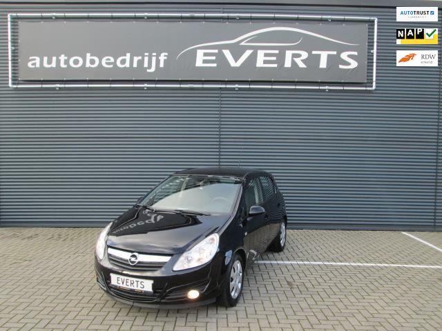 Opel Corsa 1.2-16V Selection 5 deurs zeer compleet met boekjes aanwezig inclusief nieuwe apk net binnen