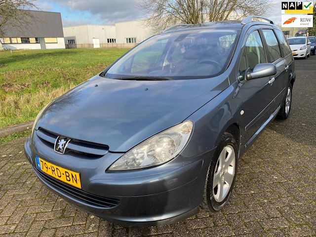Peugeot 307 SW 2.0 16V Premium Automaat! Dealer onderhouden!