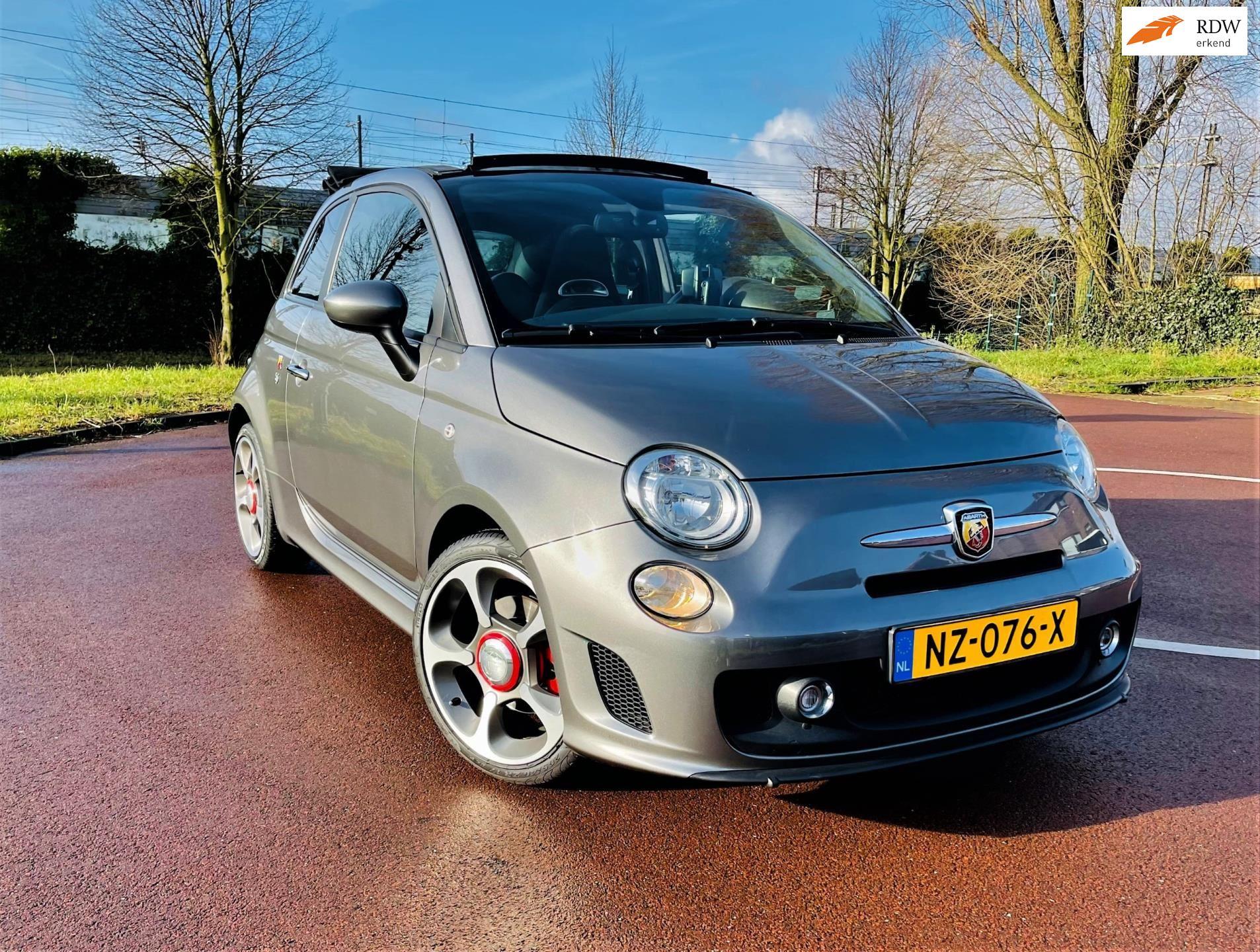 Fiat 500C occasion - OTC Auto's