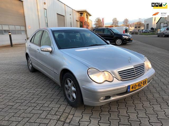 Mercedes-Benz C-klasse 200 CDI Elegance/automaat/navigatie/nette auto