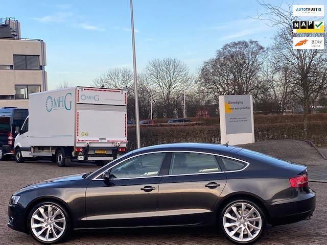 Audi A5 Sportback occasion - Jesse de Koning Auto`s