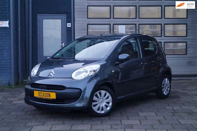 Citroen C1 1.0-12V Ambiance | Airco | Automaat | 5-DRS
