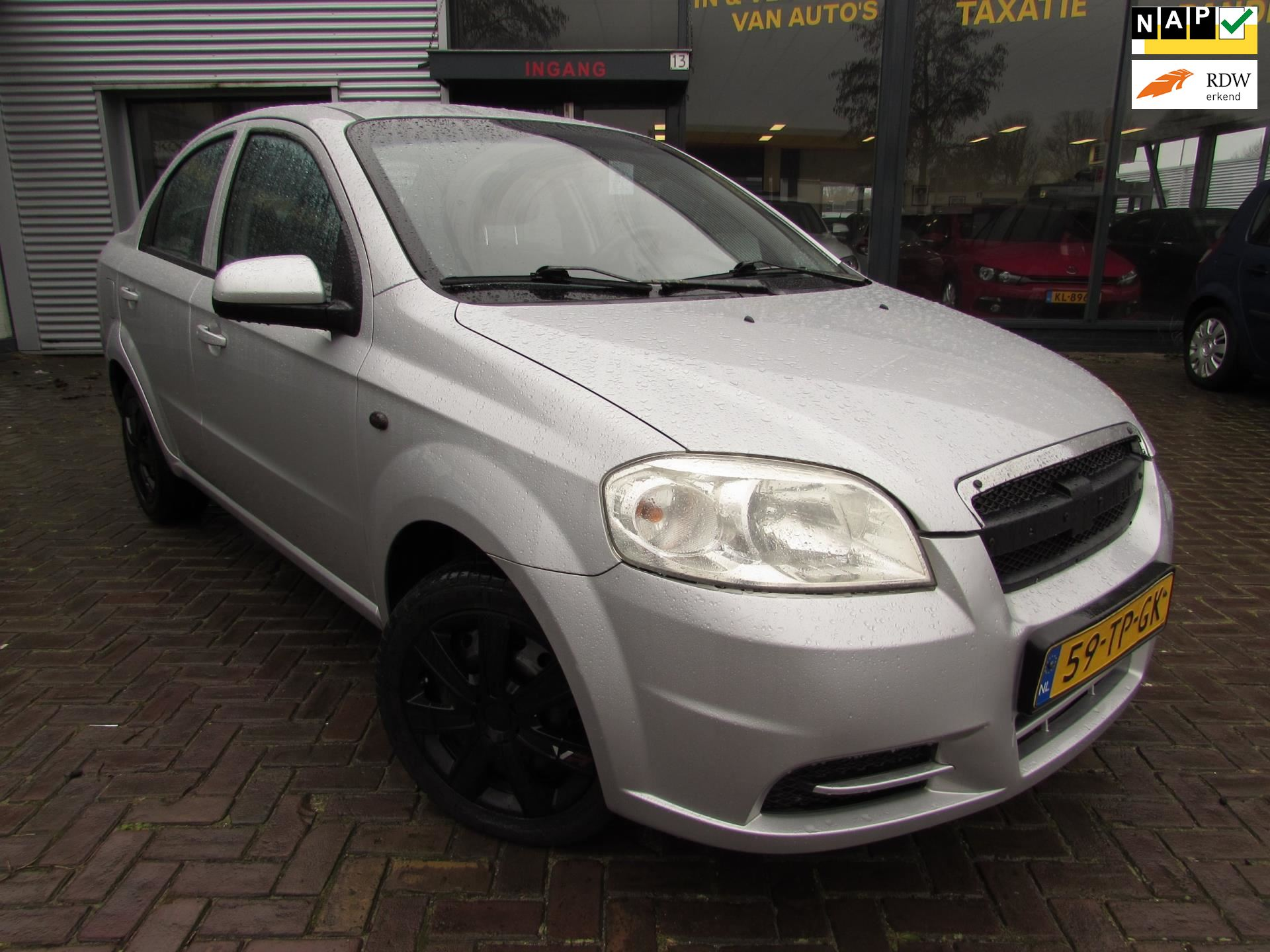 Chevrolet Aveo occasion - D&M Cars