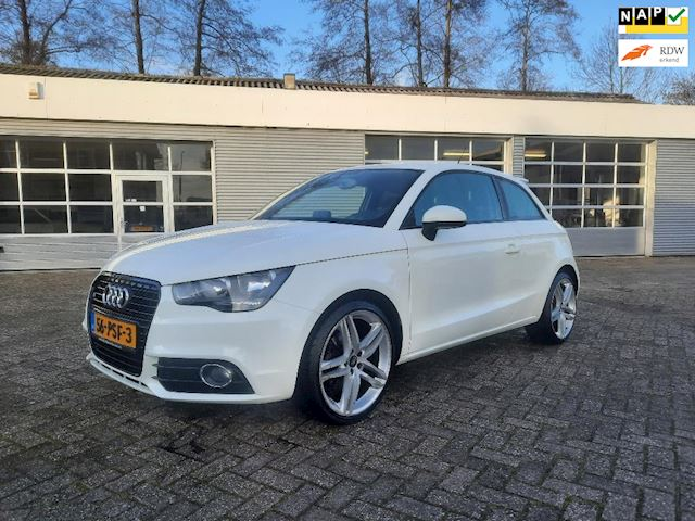 Audi A1 1.4 TFSI Attraction Pro Line Business MET VOL JAAR  A.P.K.