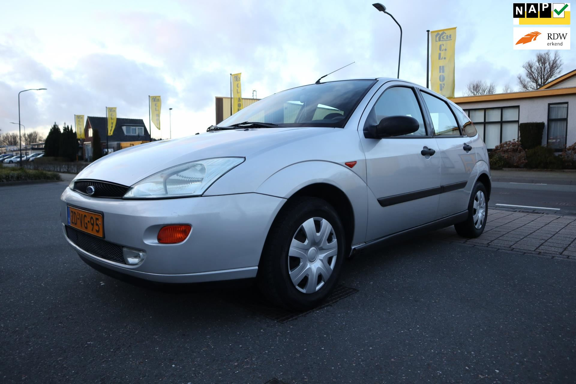 Ford Focus occasion - FB2 Cars