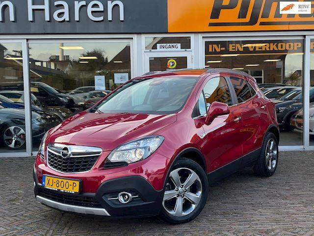 Opel Mokka 1.4 T Cosmo + Schuif/Kanteldak Camera Trekhaak Stoelverw. Lm 17'' 