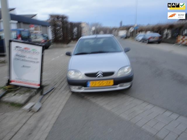 Citroen Saxo occasion - Parwiz Automobielen