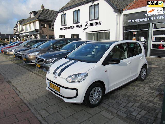Volkswagen Up! 1.0 move up! BlueMotion, Navigatie,Airco,Centr.deurvergrendeling op afstand