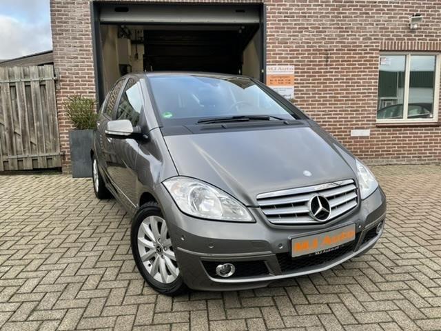 Mercedes-Benz A-klasse occasion - MJ Auto
