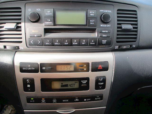 Toyota Corolla 1.4 VVT-i Linea Sol 5 Drs met Climate Control