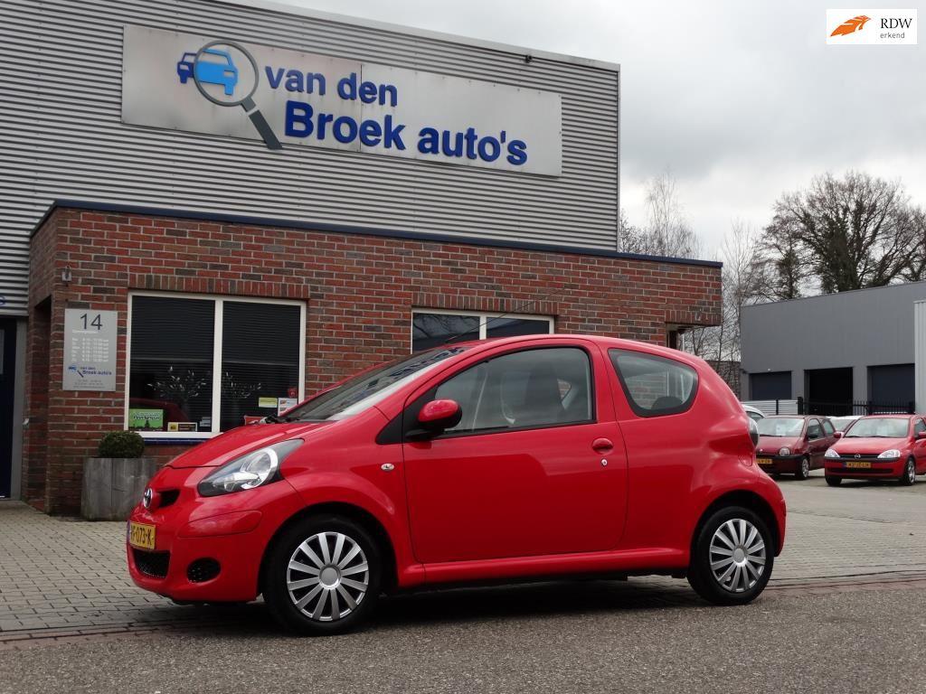 Toyota Aygo occasion - R. van den Broek Auto's