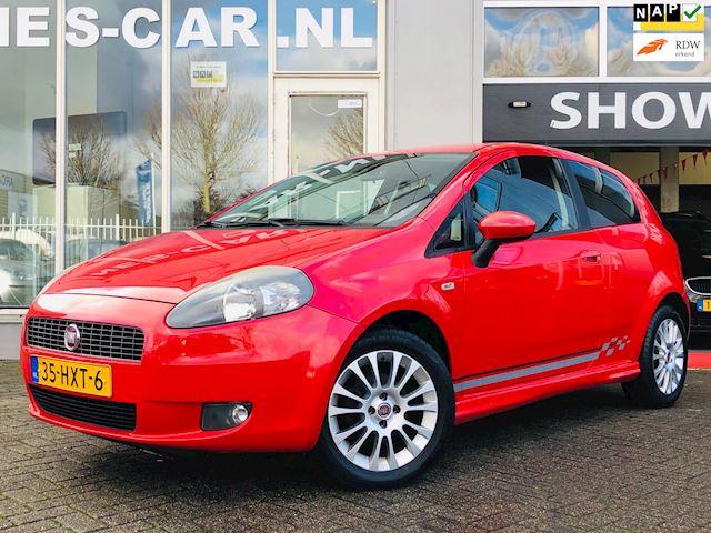 Fiat Grande Punto 1.4 NeroBianco, Airco, Zeer Zuinig!! Nette Staat!!