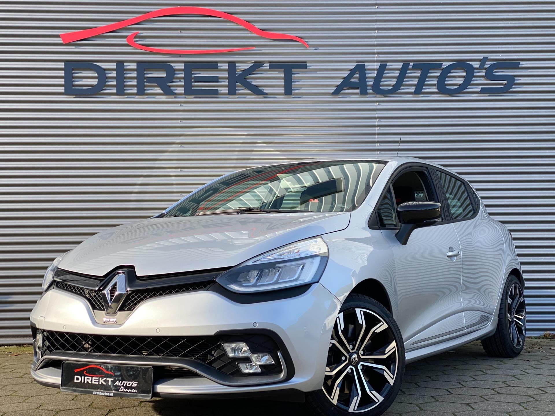 Renault Clio occasion - Direkt Auto's