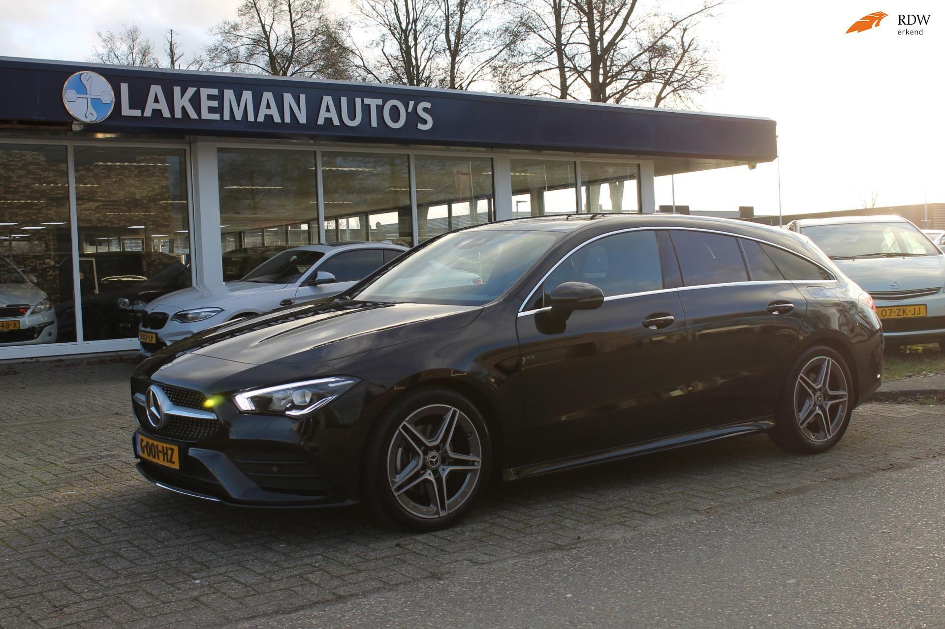 Mercedes-Benz CLA-klasse Shooting Brake occasion - Lakeman auto's Almere B.V.