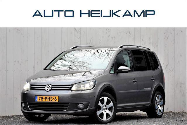 Volkswagen Touran 1.4 TSI Cross Automaat | Navi | Panoramadak