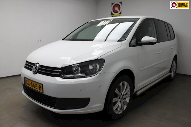 Volkswagen Touran 2.0 TDI Highline BlueMotion