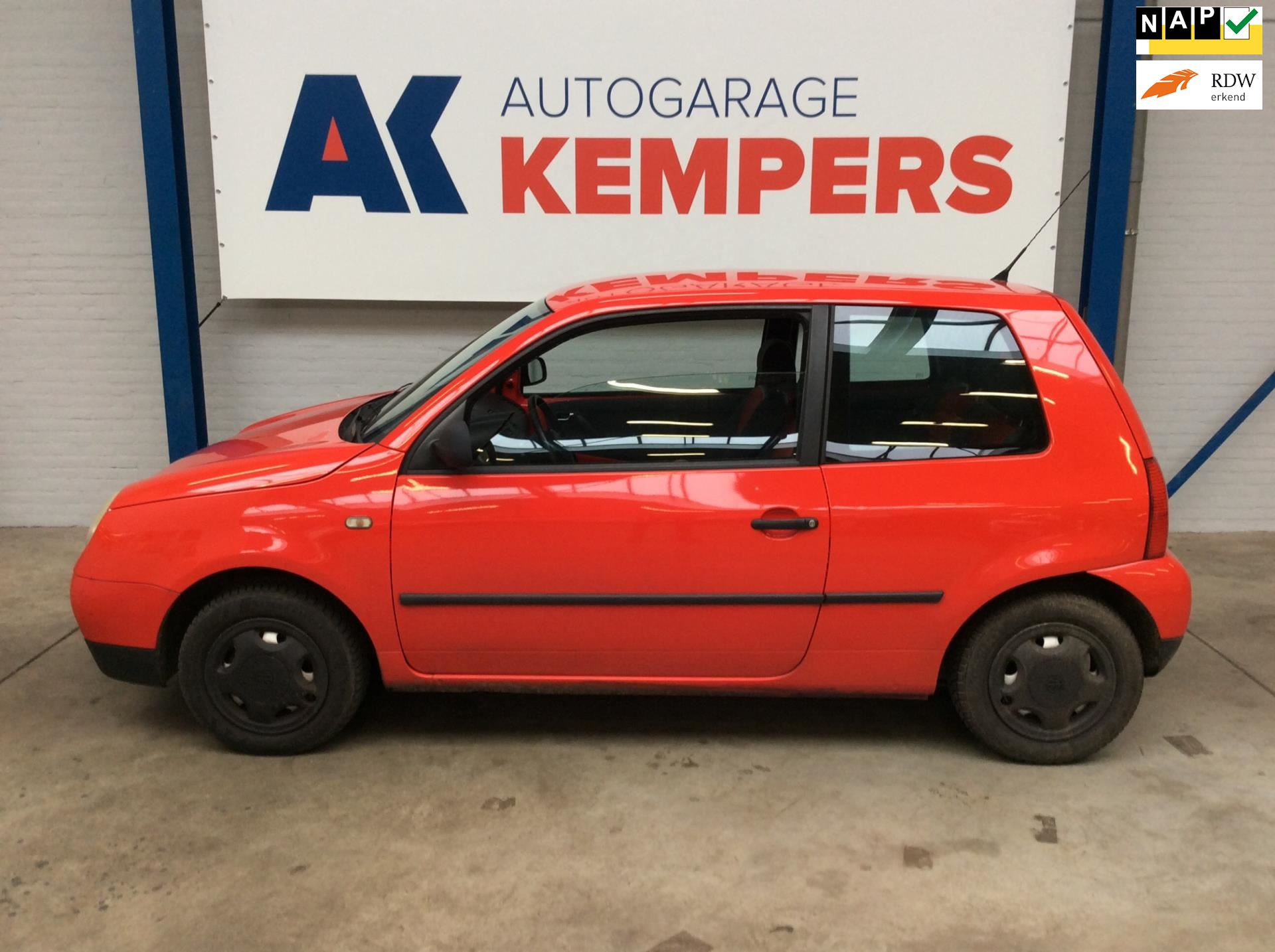 Volkswagen Lupo occasion - Autogarage Kempers
