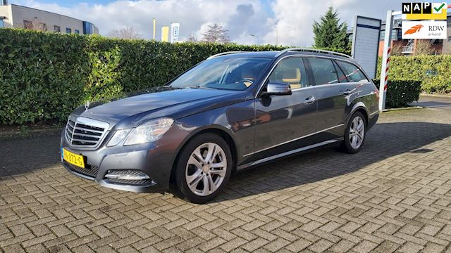 Mercedes-Benz E-klasse Estate 350 CGI Avantgarde 4-Matic 161000km Leder Navi Xenon Harman Kardon