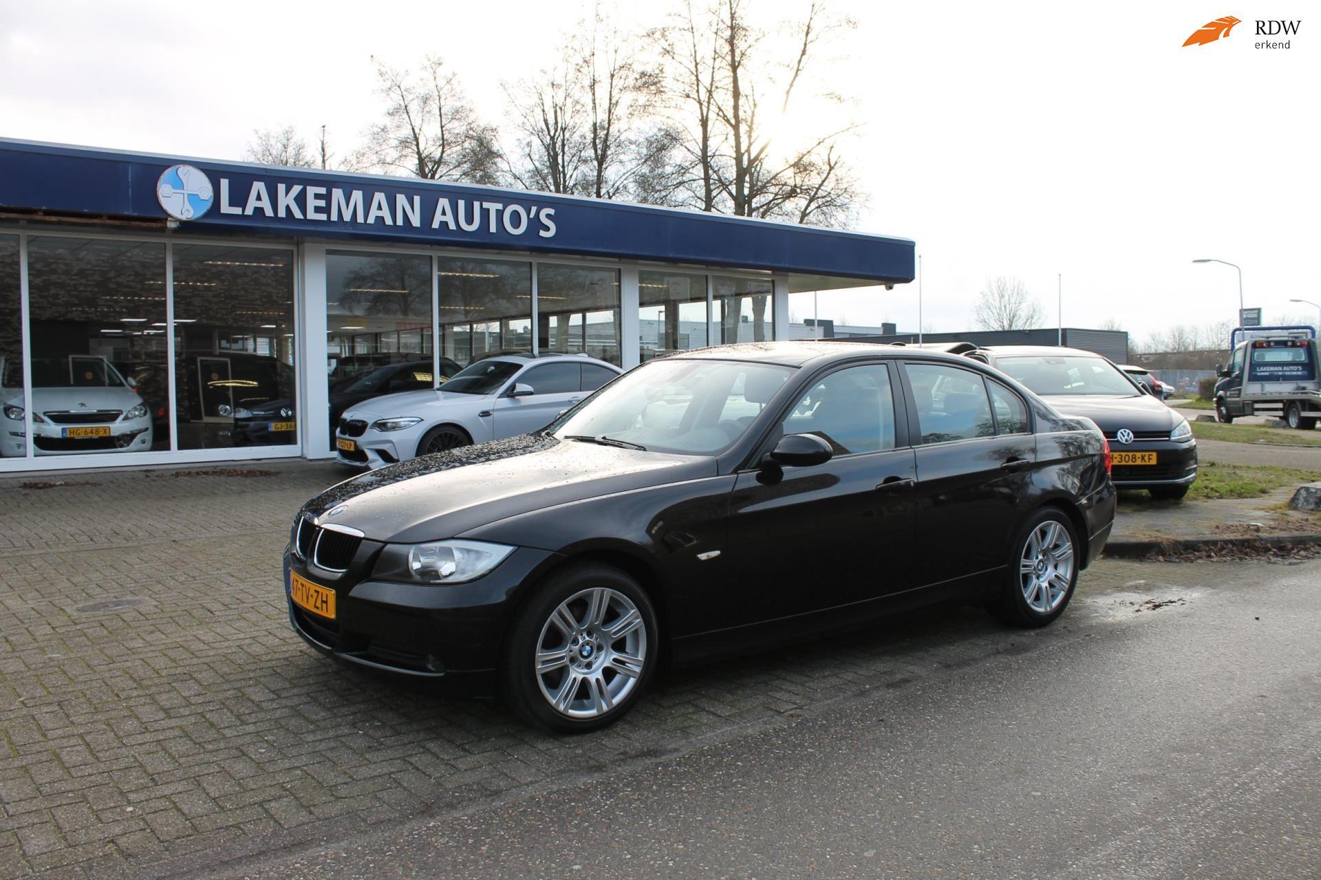 BMW 3-serie occasion - Lakeman auto's Almere B.V.